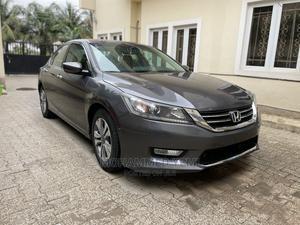 Honda Accord 2014 Gray | Cars for sale in Abuja (FCT) State, Gwarinpa