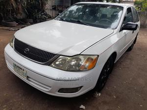 Toyota Avalon 2002 XLS W/Bucket Seats White   Cars for sale in Lagos State, Surulere