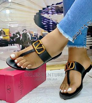 VALENTINO Women's Flat Slippers | Shoes for sale in Lagos State, Lekki