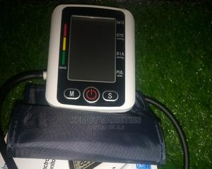 Electronic Blood Pressure Monitor | Medical Supplies & Equipment for sale in Lagos State, Ifako-Ijaiye