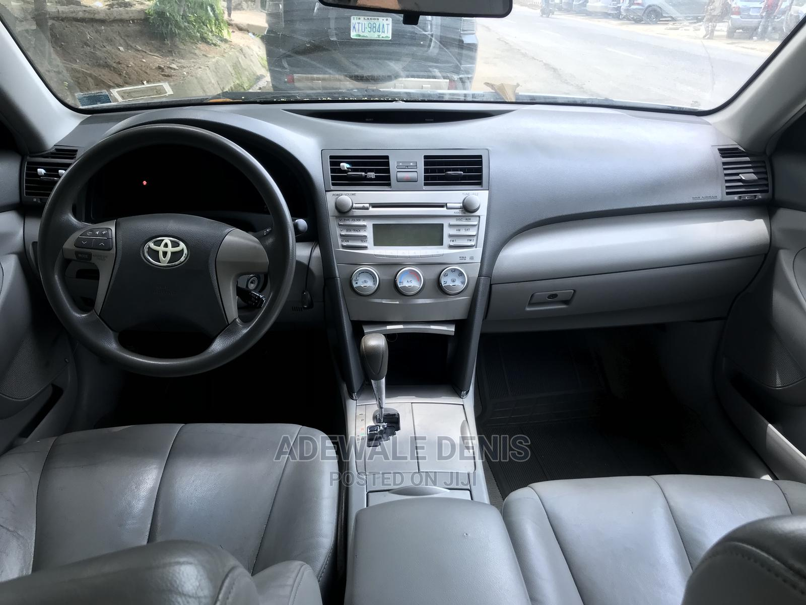 Toyota Camry 2011 Gray   Cars for sale in Ikeja, Lagos State, Nigeria