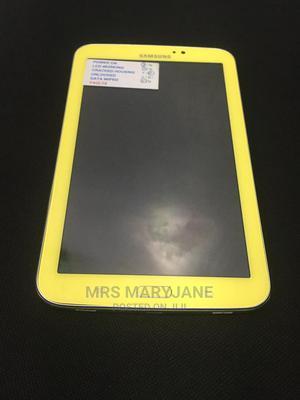 Samsung Galaxy Tab 3 7.0 WiFi 8 GB Yellow   Tablets for sale in Lagos State, Ikeja