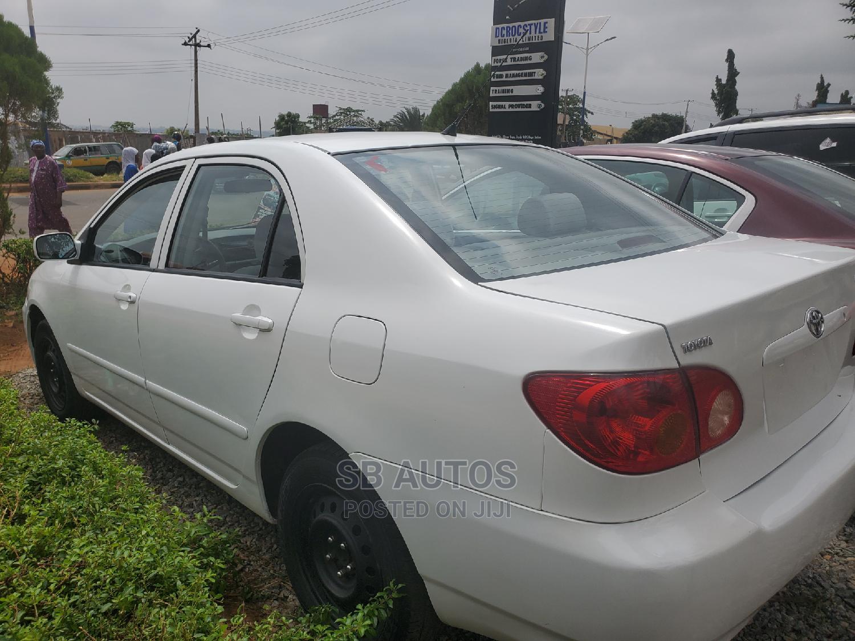 Toyota Corolla 2004 Sedan Automatic White | Cars for sale in Ilorin West, Kwara State, Nigeria