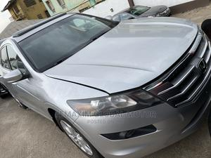 Honda Accord Crosstour 2010 EX-L Silver | Cars for sale in Oyo State, Ibadan