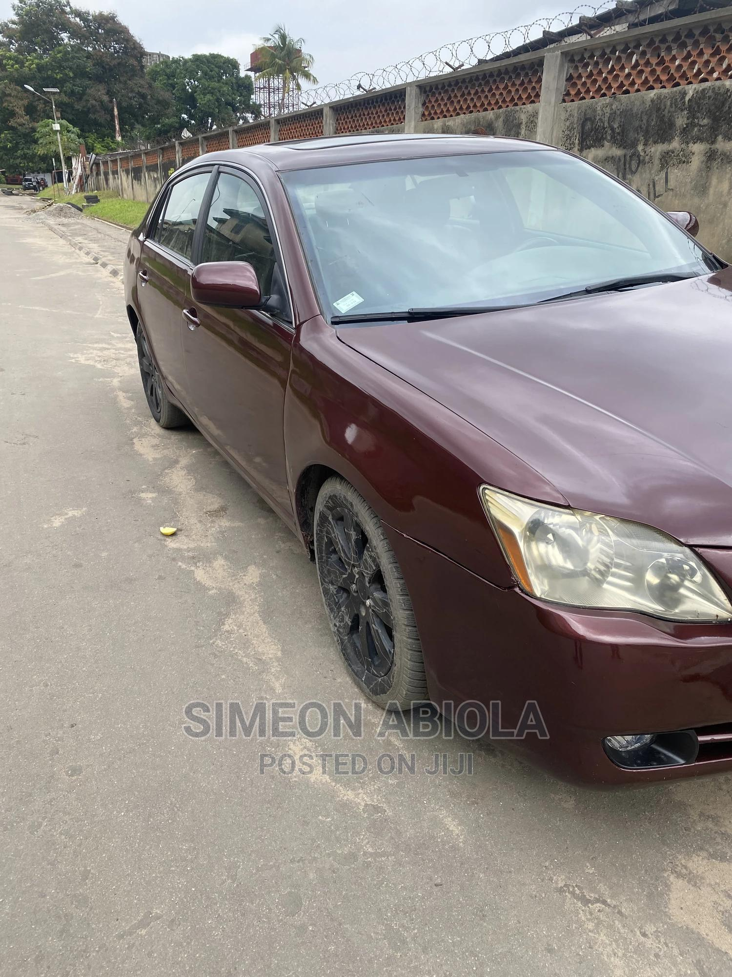 Archive: Toyota Avalon 2007 Limited Beige