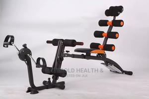 Wonder CORE (Six Packs) With Rope and Pedal for Flat Tummy   Sports Equipment for sale in Lagos State, Lekki