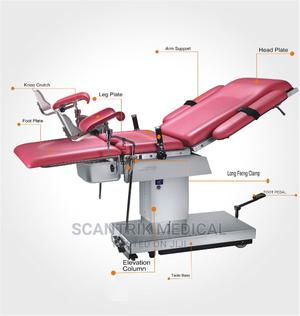 Multi-Purpose Hydraulic Surgical Operating Table   Medical Supplies & Equipment for sale in Rivers State, Etche