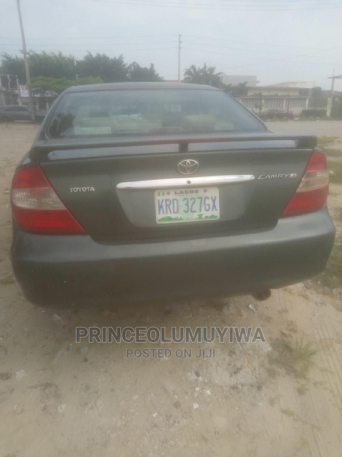 Toyota Camry 2004 Green   Cars for sale in Lekki, Lagos State, Nigeria