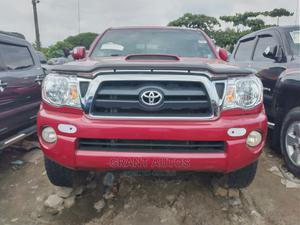 Toyota Tacoma 2010 Red | Cars for sale in Lagos State, Apapa
