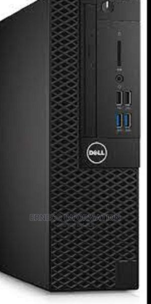 New Desktop Computer Dell OptiPlex 3050 4GB Intel Core I3 HDD 500GB | Laptops & Computers for sale in Lagos State, Ikeja