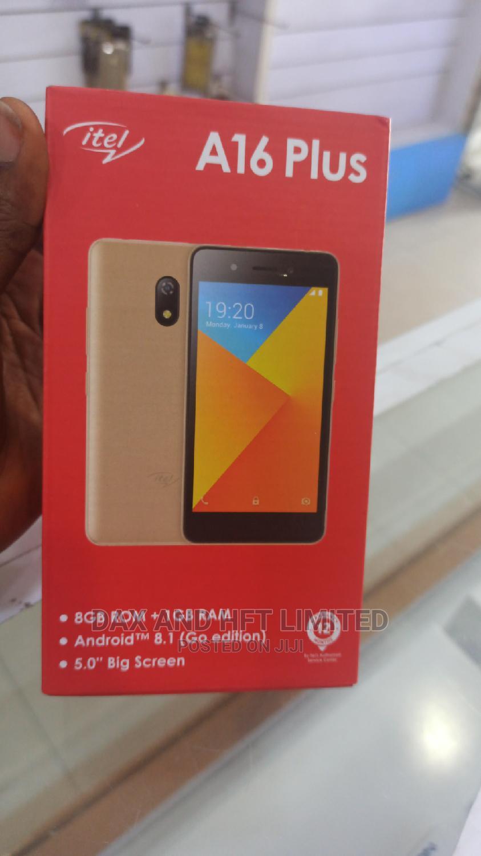 New Itel A16 Plus 8 GB | Mobile Phones for sale in Victoria Island, Lagos State, Nigeria