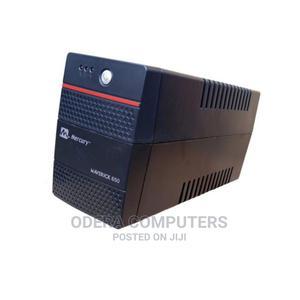 Mercury Maverick 650va UPS With AVR Surge Control | Computer Hardware for sale in Lagos State, Ikeja