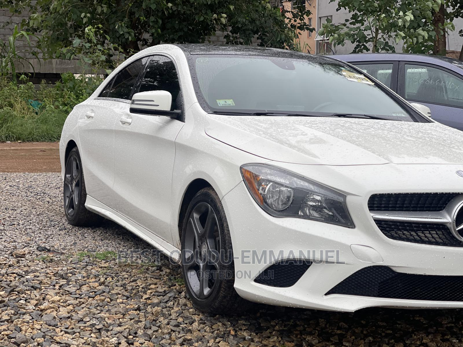 Mercedes-Benz CLA-Class 2014 White | Cars for sale in Wuse, Abuja (FCT) State, Nigeria