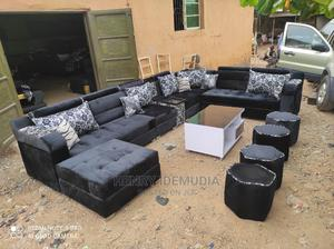 Beautiful U Shap With Center Table | Furniture for sale in Lagos State, Ikeja