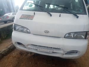 Hyundai H1 2004 White | Buses & Microbuses for sale in Lagos State, Ogba