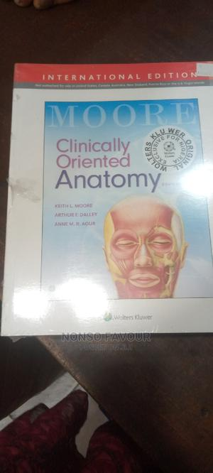 Clinically Oriented Anatomy   Books & Games for sale in Lagos State, Ikeja