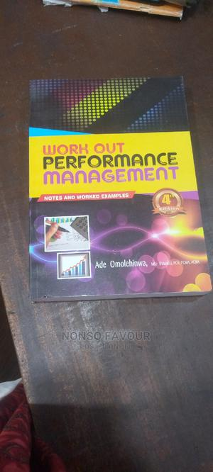 Work Out Performance Management   Books & Games for sale in Lagos State, Ikeja