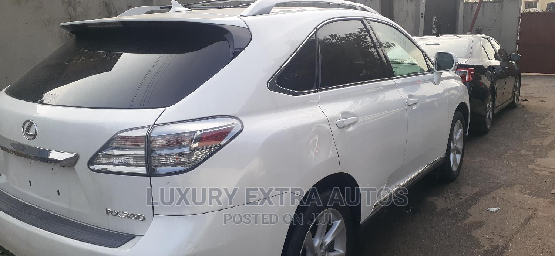 Lexus RX 2010 350 White   Cars for sale in Ikeja, Lagos State, Nigeria