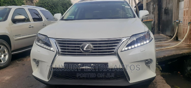 Lexus RX 2010 350 White