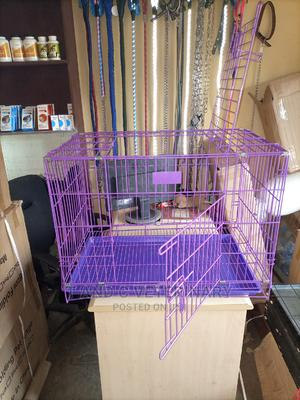 Pet Dog House Cage Collasible Size 3 | Pet's Accessories for sale in Lagos State, Agege