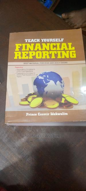 Teach Yourself Financial Reporting   Books & Games for sale in Lagos State, Ikeja