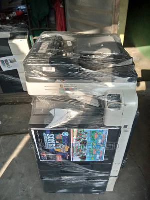 Bizhub C220 Printer / Copier Machine   Printers & Scanners for sale in Lagos State, Surulere