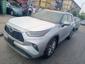 Toyota Highlander 2021 Silver   Cars for sale in Lagos State, Ikeja