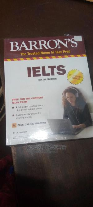 Barron IELTS   Books & Games for sale in Lagos State, Ikeja