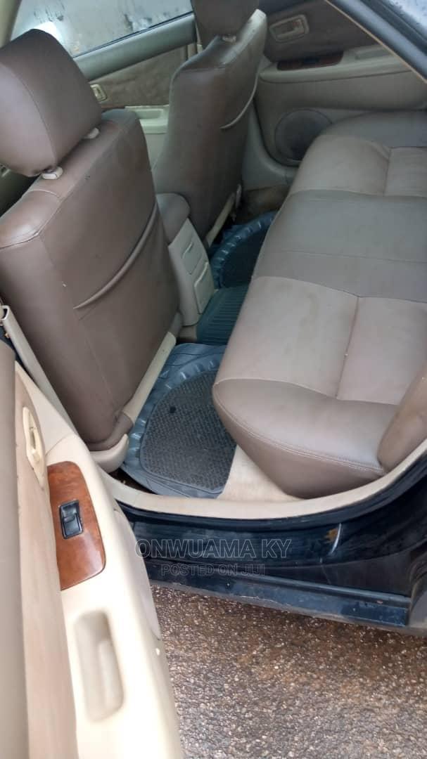 Archive: Lexus ES 2000 300 Black