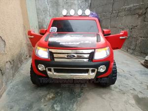 Rugged Uk Used Licensed Kids 2 Seater Ford Ranger Jeep   Toys for sale in Lagos State, Surulere