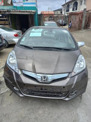 Honda Jazz 2016 Gray | Cars for sale in Lagos State, Ajah