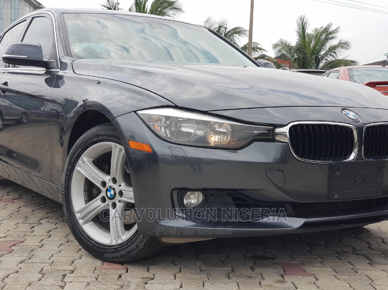 Archive: BMW 328i 2015 Gray