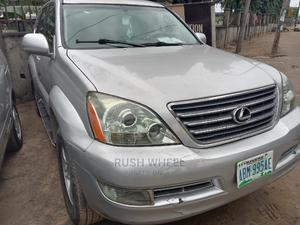Lexus GX 2005 470 Sport Utility Silver | Cars for sale in Rivers State, Port-Harcourt