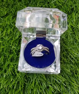 Silver Engagement Ring   Wedding Wear & Accessories for sale in Lagos State, Ajah