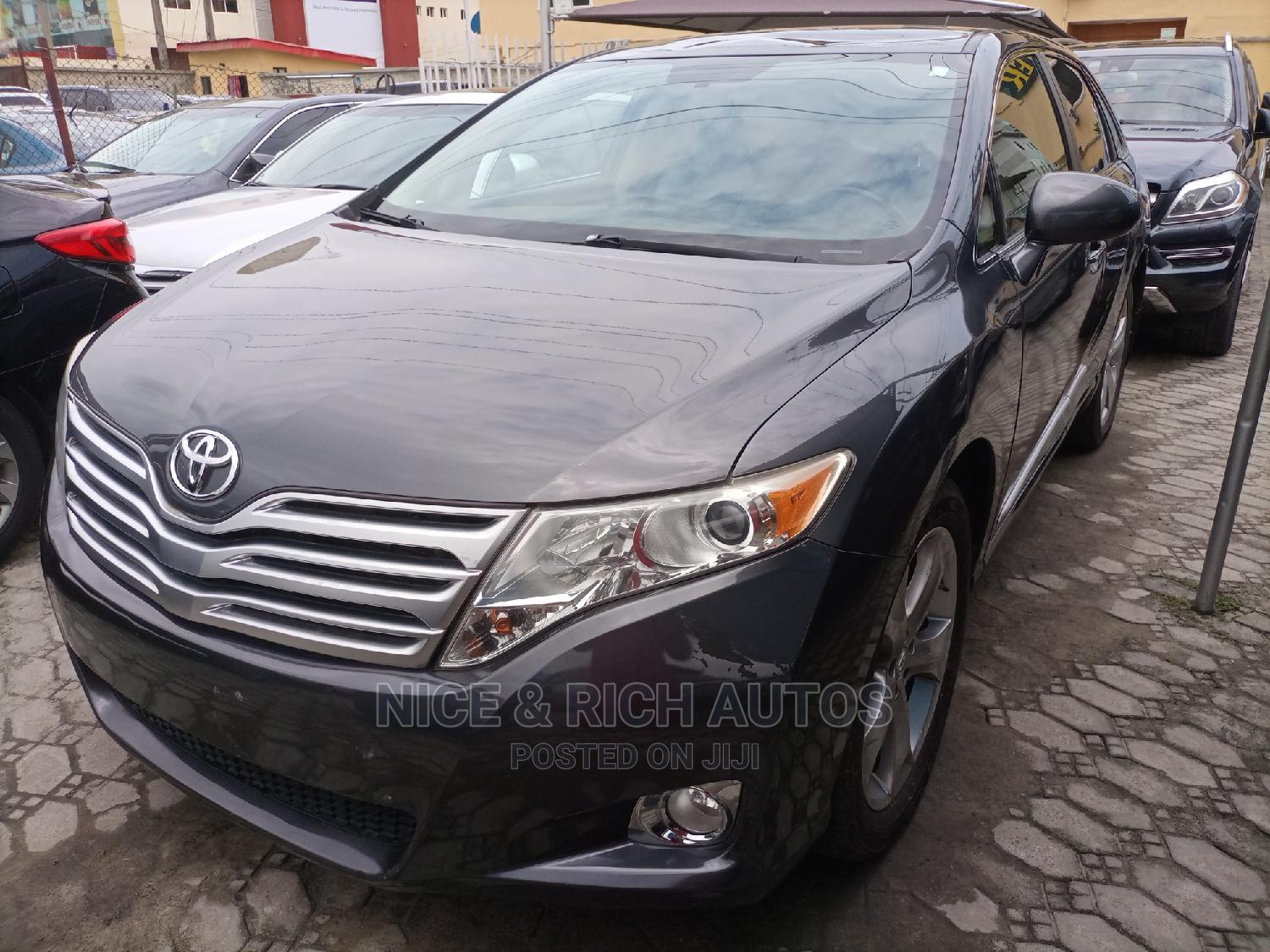 Toyota Venza 2012 Gray | Cars for sale in Lekki, Lagos State, Nigeria