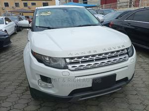 Land Rover Range Rover Evoque 2012 White | Cars for sale in Lagos State, Lekki