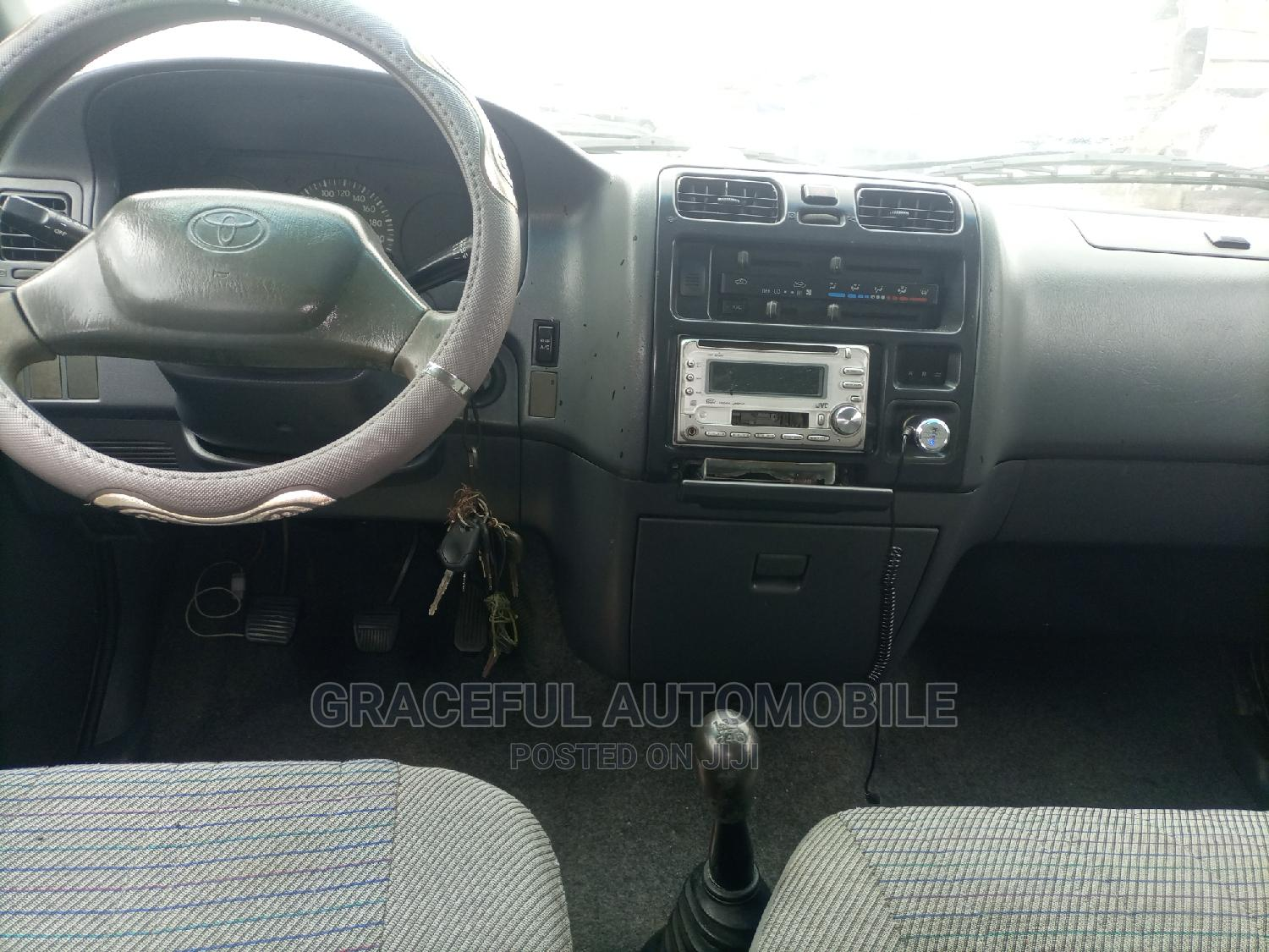 Toyota Hiace Bus 2003 Model | Buses & Microbuses for sale in Apapa, Lagos State, Nigeria