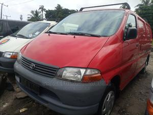 Toyota Hiace Bus Long Container Body | Buses & Microbuses for sale in Lagos State, Apapa