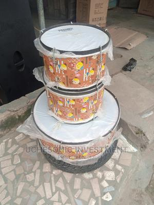 Local School Drum | Audio & Music Equipment for sale in Lagos State, Mushin