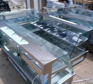 Glass Type Food Warmer | Restaurant & Catering Equipment for sale in Lagos State, Lekki