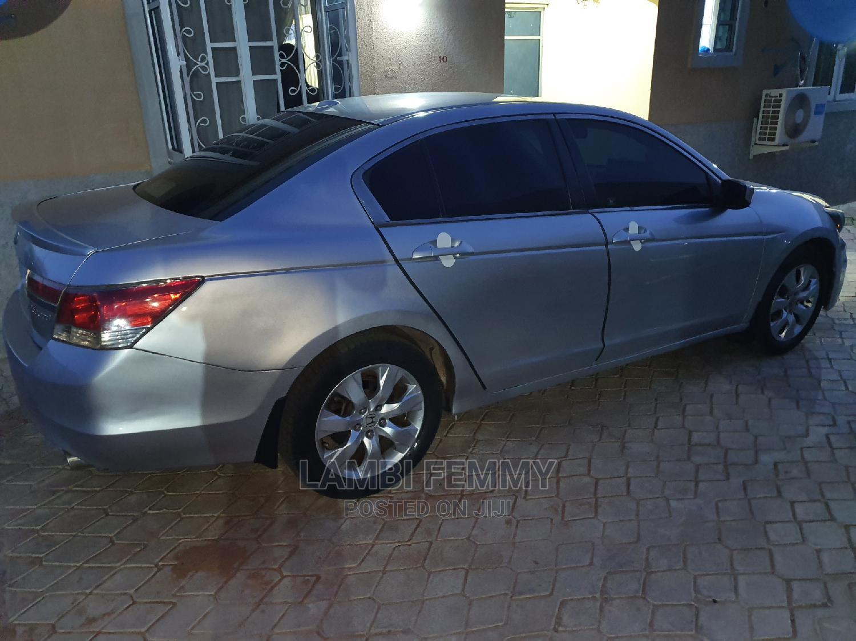 Honda Accord 2010 Sedan EX Automatic Silver | Cars for sale in Lafia, Nasarawa State, Nigeria