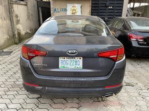 Kia Optima 2012 Gray | Cars for sale in Lagos State, Ojodu