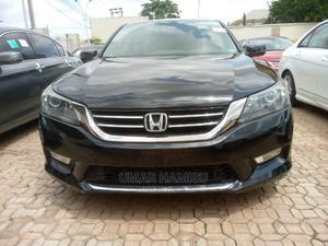 Honda Accord 2013 Black | Cars for sale in Kaduna State, Kaduna / Kaduna State