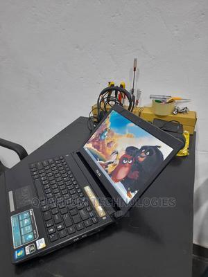 Laptop Asus UL30VT 4GB Intel Celeron SSHD (Hybrid) 250GB   Laptops & Computers for sale in Lagos State, Ikeja