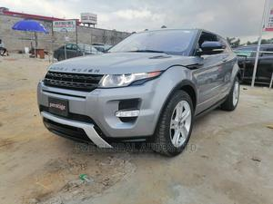 Land Rover Range Rover Evoque 2012 Coupe Dynamic Silver | Cars for sale in Lagos State, Amuwo-Odofin