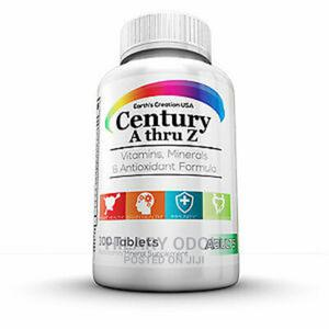 Earth's Creation Century a Thru Z Vitamins X 100 | Vitamins & Supplements for sale in Lagos State, Ojo
