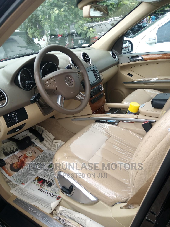 Mercedes-Benz M Class 2008 ML 350 4Matic Black   Cars for sale in Apapa, Lagos State, Nigeria