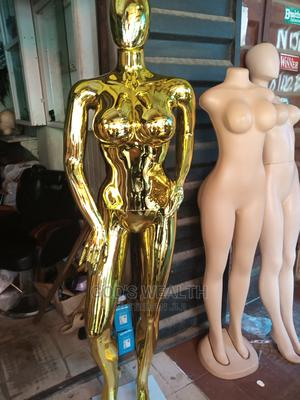 Woman Gold Mannequin | Store Equipment for sale in Lagos State, Lagos Island (Eko)