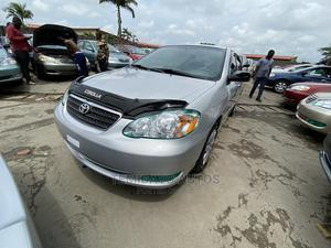 Toyota Corolla 2007 Silver   Cars for sale in Lagos State, Apapa