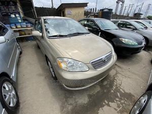 Toyota Corolla 2008 Gold | Cars for sale in Lagos State, Apapa
